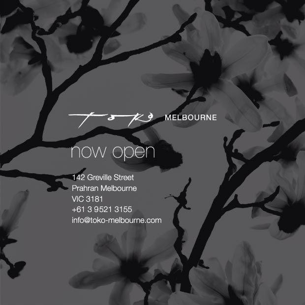 Toko Melbourne - Now Open